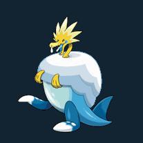 Arctozolt Ice Type Pokemon
