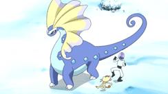 Aurorus Ice Type Pokemon