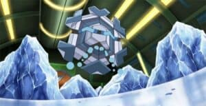 Cryogonal Ice type Pokemon