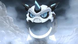 Glalie Ice Type Pokemon