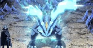 Kyurem Ice Type Pokemon