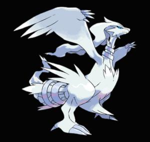 Reshiram pokemon