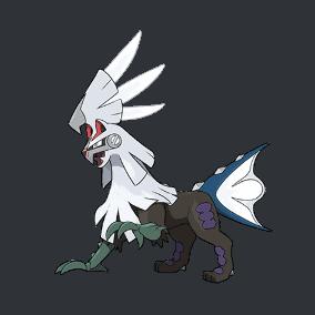 Silvally Pokemon
