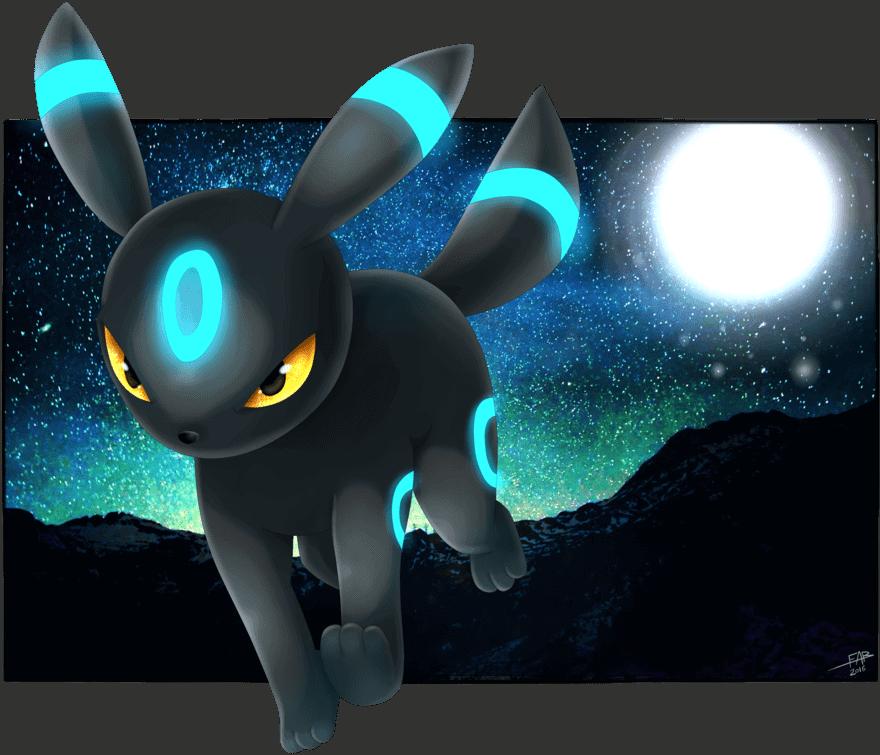 Umbreon Dark Type Pokemon
