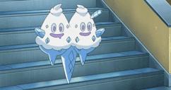 Vanilluxe Ice Type Pokemon