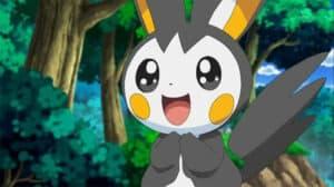 Emolga Electric Type Pokemon