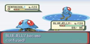 Blue Jelly Funny Name Pokemon