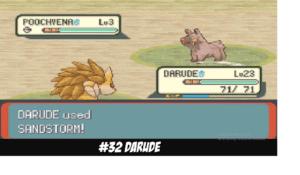 Darude Funny Nickname pokemon